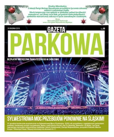 Gazeta Parkowa Grudzień 2019 By Park śląski Issuu