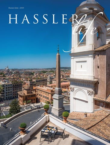 Hassler Life N 7 Dicembre 2019 By Worldwideexcellence Issuu