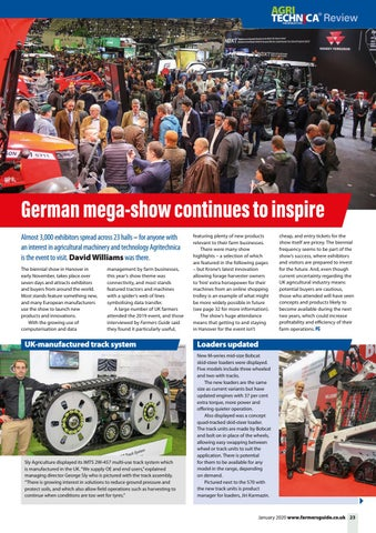 Page 23 of Agritechnica 2019