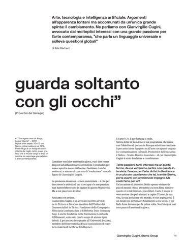 """Page 29 of """"È CIECO CHI GUARDA SOLTANTO CON GLI OCCHI"""""""