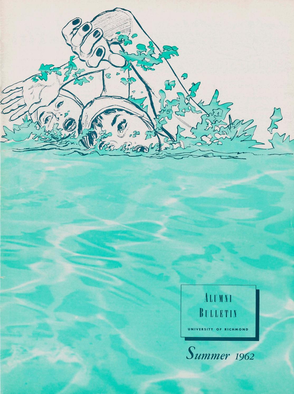 Led Qui Se Colle university of richmond magazine summer 1962ur