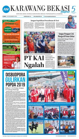 Info Loker Bekasi Desember 2019
