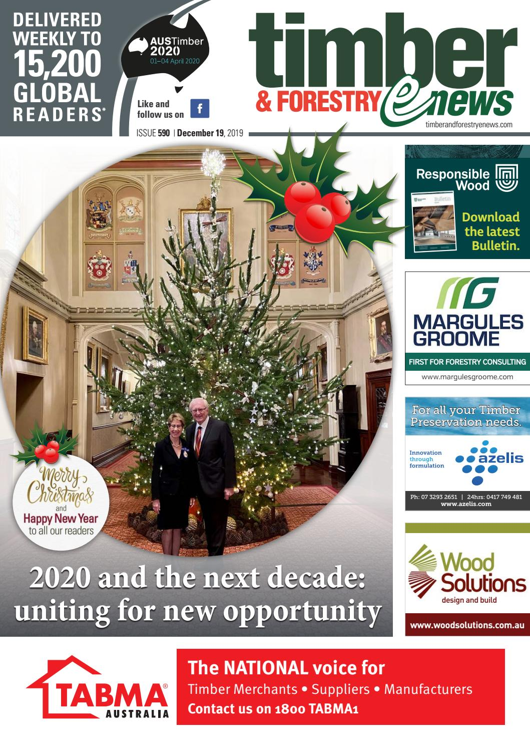 Ticked Off Vic 2020 Christmas Tree Issue 590 by timberandforestryenews   issuu