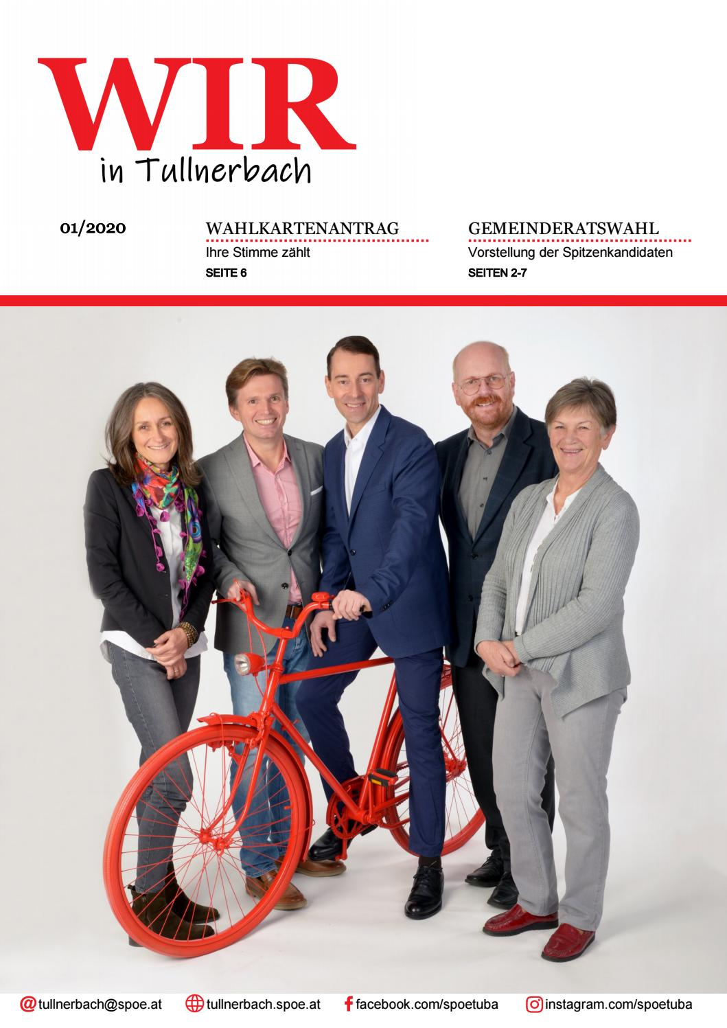 Bekanntschaften in Tullnerbach-Lawies - Partnersuche