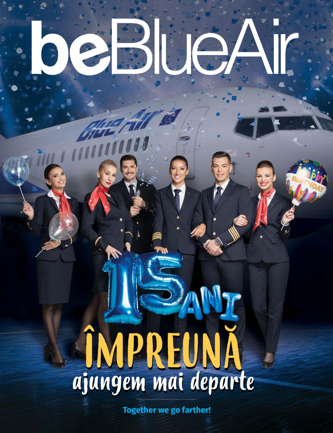 Beblueair Inflight Magazine Blue Air Romania No 52 By Blue Air Issuu