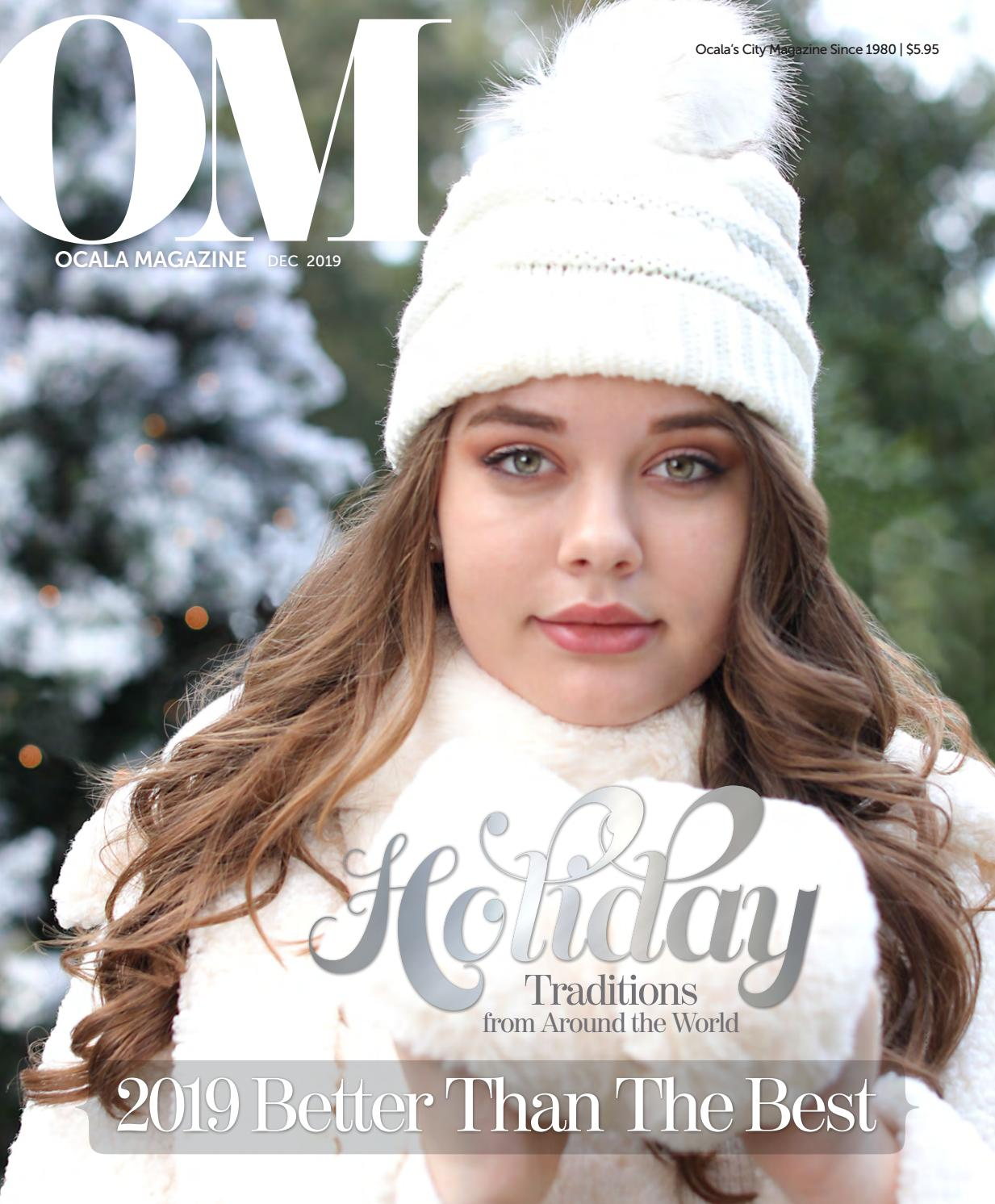 Ocala Magazine December 2019 Digital Edition By Ocalamag Issuu
