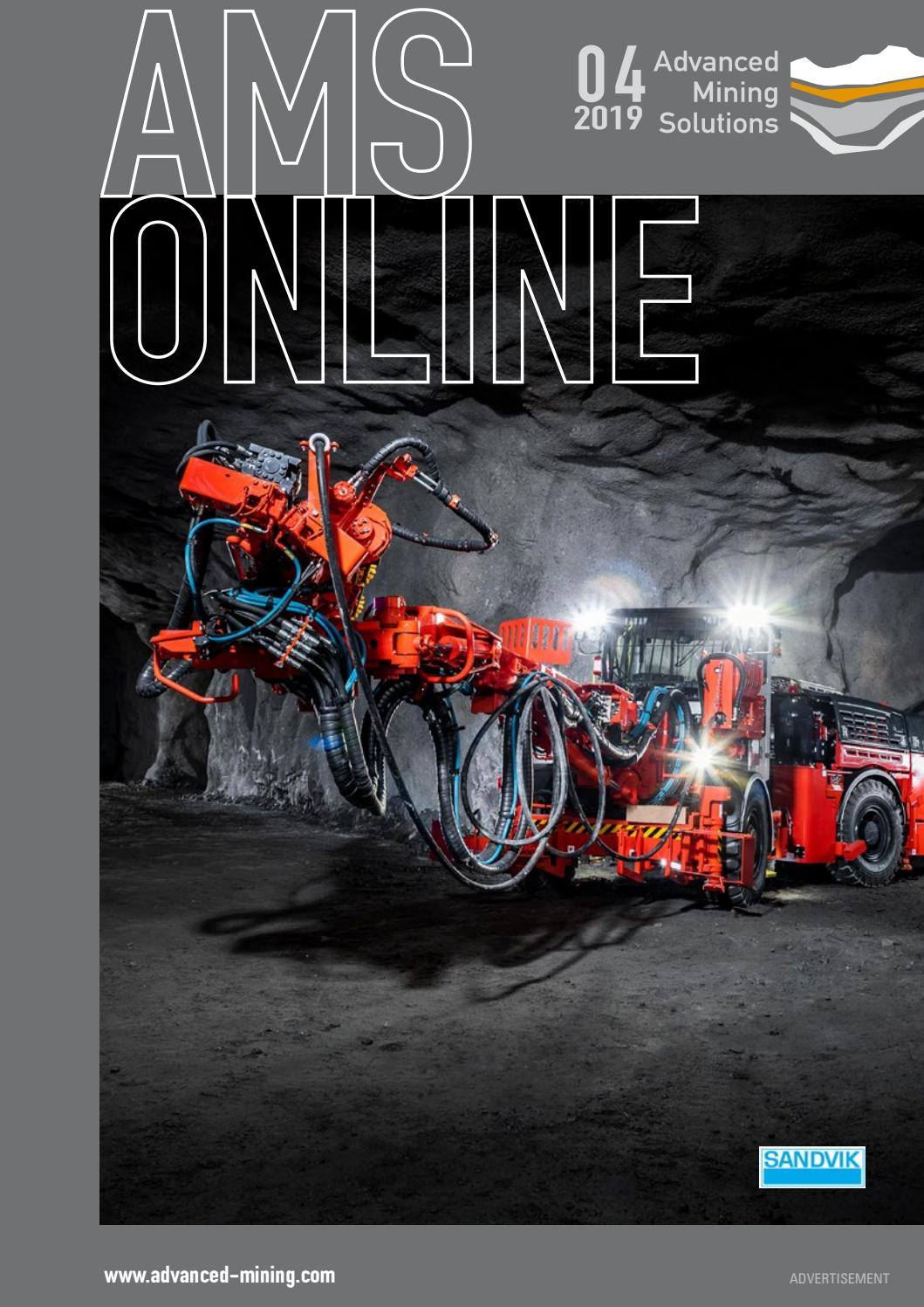 Ams Online Issue 04 2019 By Ams Online Issuu