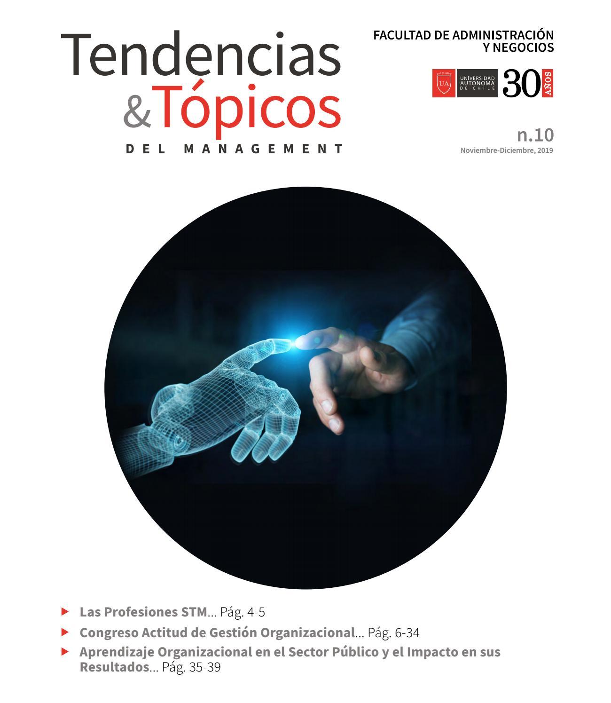 Revista De La Facultad De Administración Y Negocios 10 By