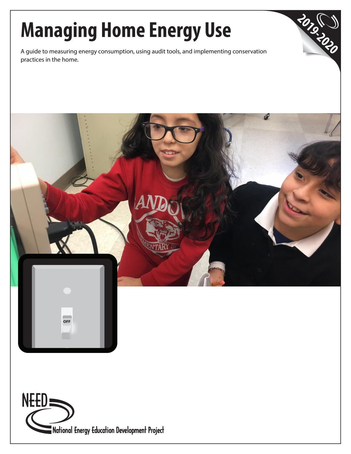 Managing Home Energy Use By Need Project Issuu