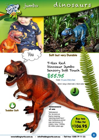 Page 5 of Talking Turtle Master Catalogue