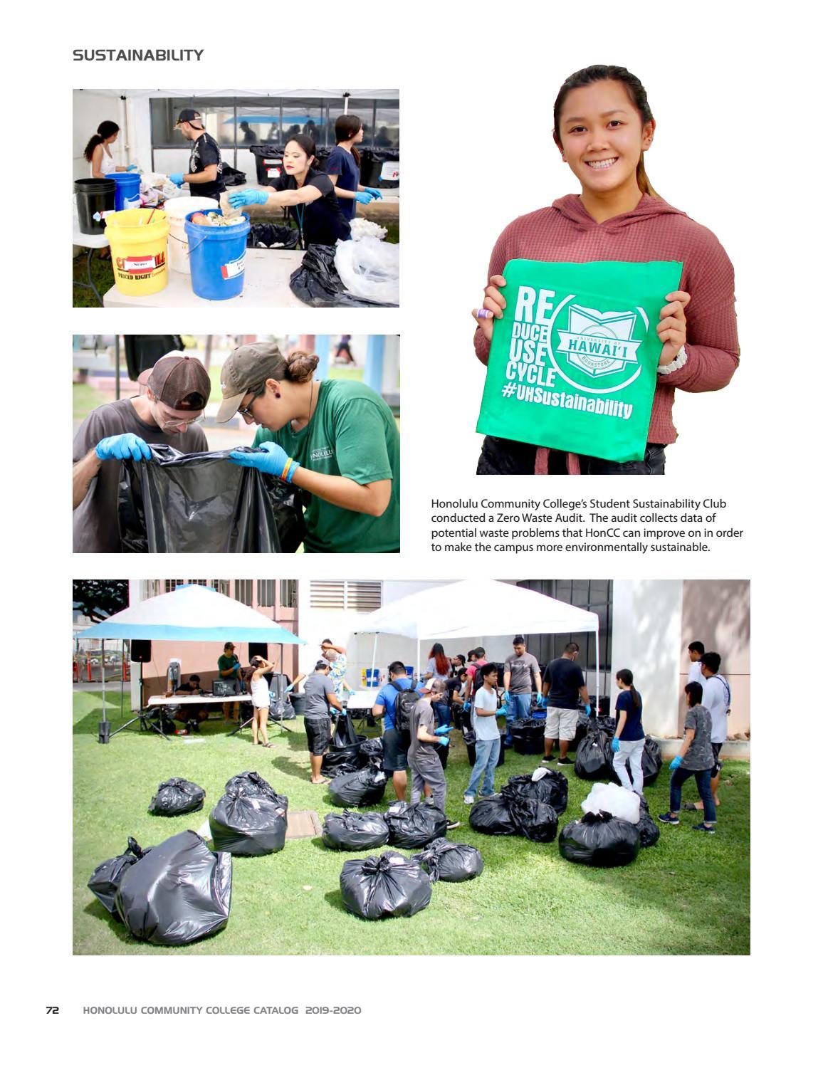 2019 2020 College Catalog by Honolulu Community College issuu