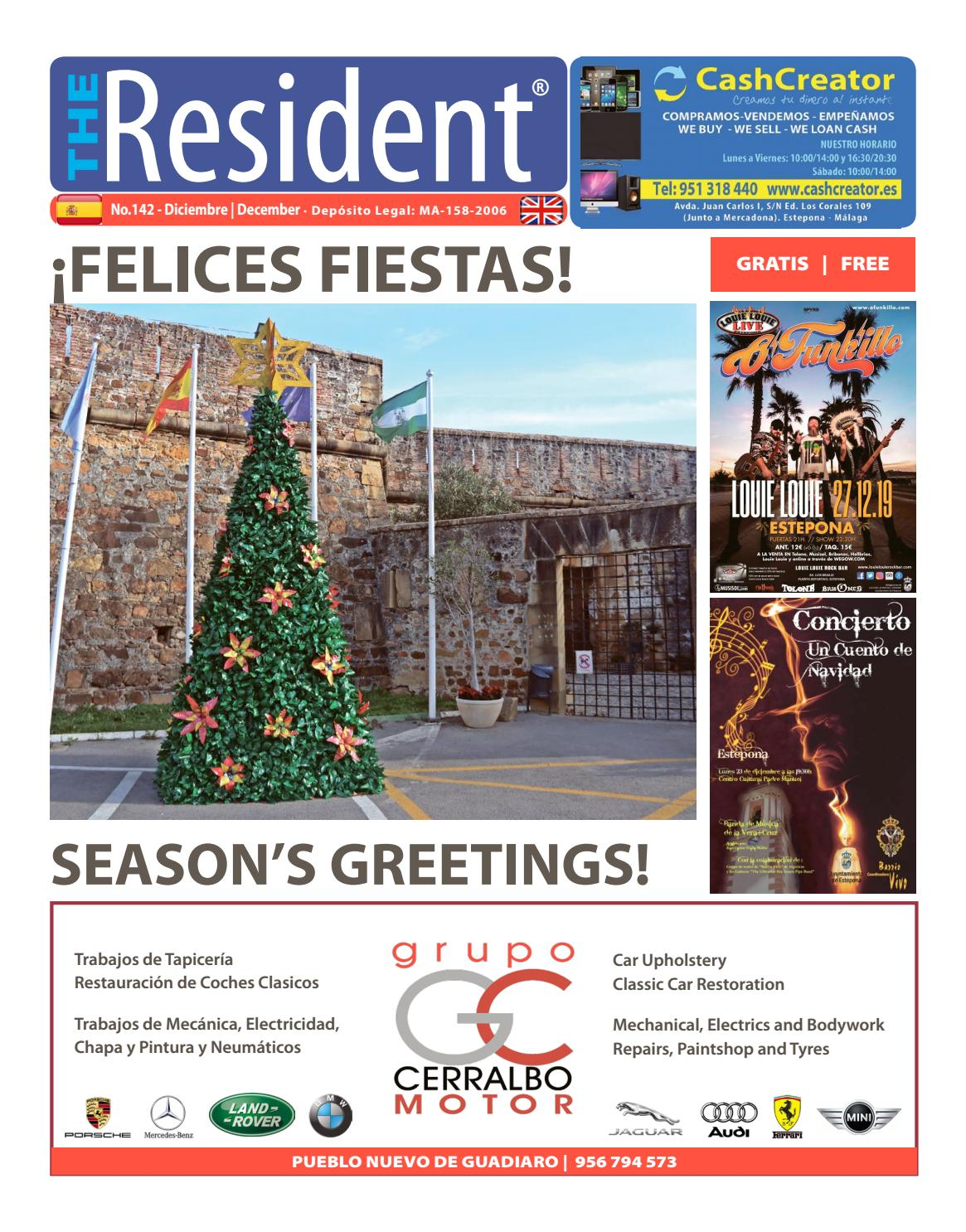 The Resident December 2019 By Manilva Media Workshop Sll Issuu