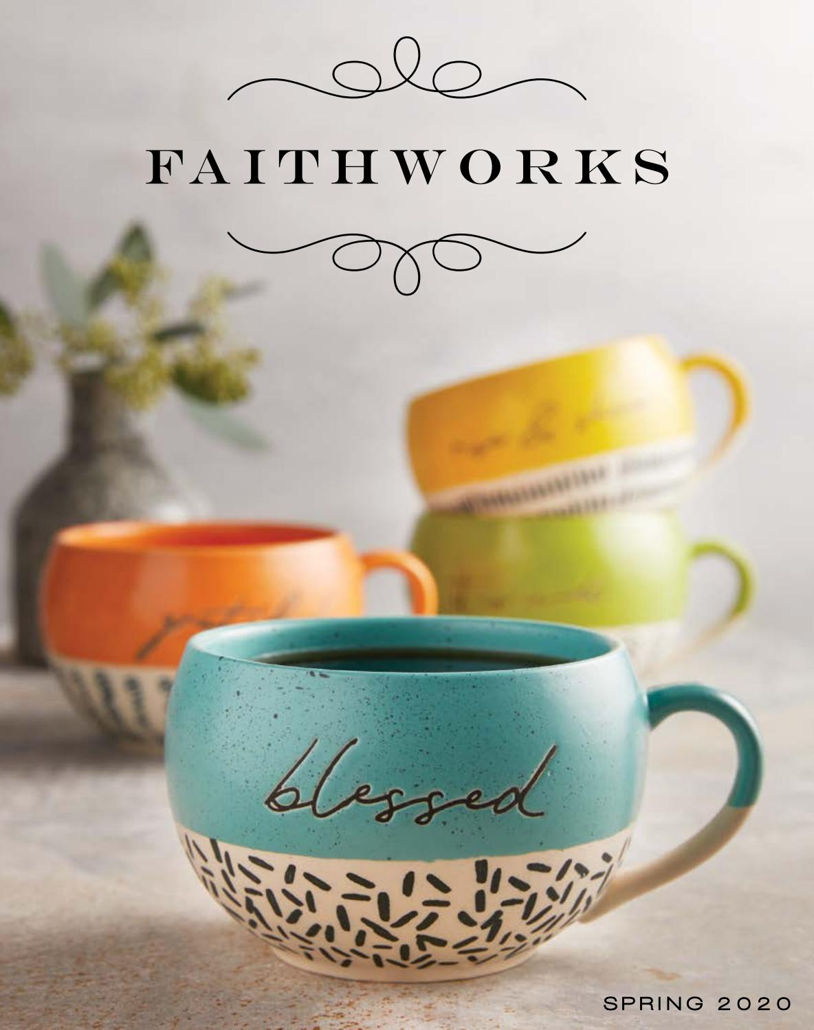 Faithworks Spring 2020 By Just Got 2 Have It Issuu