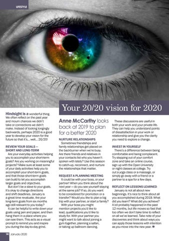 Page 14 of Your 20/20 vision for 2020