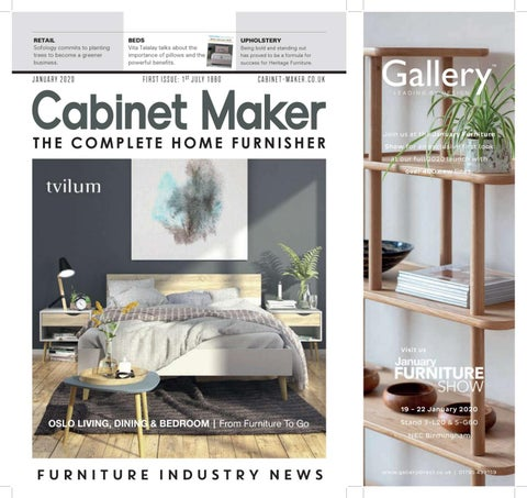 Cabinet Maker January 2020 by Cabinet Maker issuu
