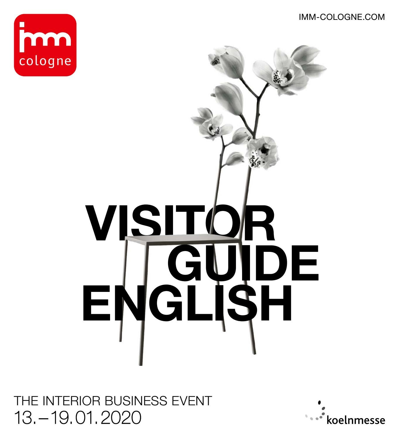 Ikea Tobo Tv Meubel.Imm Cologne Visitor Guide 2020 By Koelnmesse Gmbh Issuu