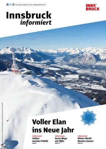 Innsbruck informiert (Jänner 2020) by Innsbruck informiert ...