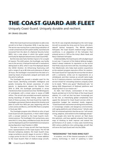 Page 30 of THE COAST GUARD AIR FLEET