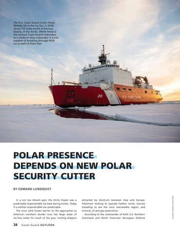 Page 38 of POLAR PRESENCE DEPENDS ON NEW POLAR SECURITY CUTTER