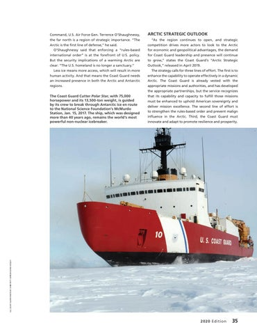 Page 39 of POLAR PRESENCE DEPENDS ON NEW POLAR SECURITY CUTTER