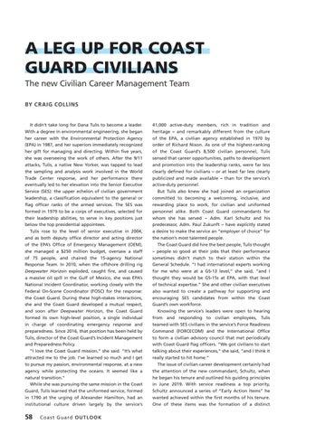 Page 62 of A LEG UP FOR COAST GUARD CIVILIANS