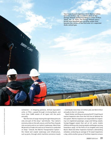 Page 81 of COAST GUARD MARINE INSPECTORS: IN FROM THE START