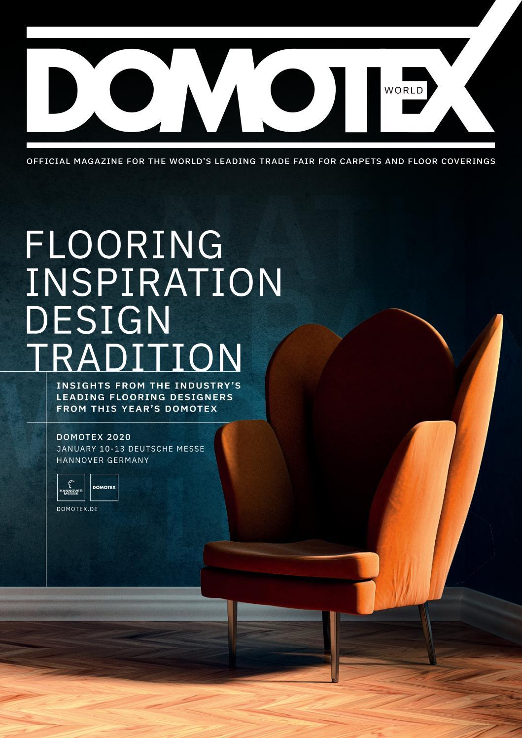 carte generation hdf 2020 DOMOTEX WORLD 2020 Show Magazine by worldshowmedia   issuu