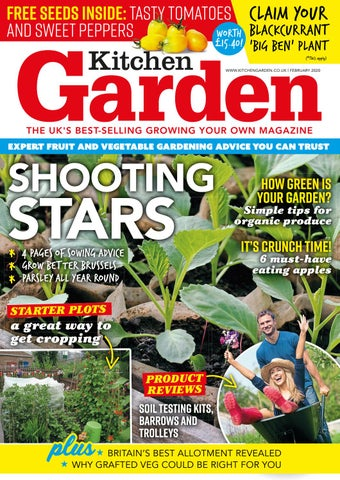 Kitchen Garden February 2020 Preview By Mortons Media Group