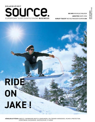 BoardSport Source, Issue 99, December January 201920