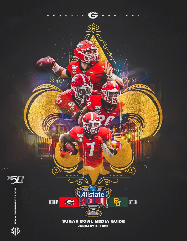2019 Georgia Football Bowl Media Guide By Georgia Bulldogs Athletics Issuu
