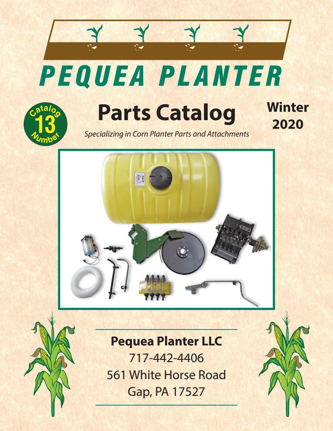 GD8460 Kinze Planter Closing Wheel Spring 4