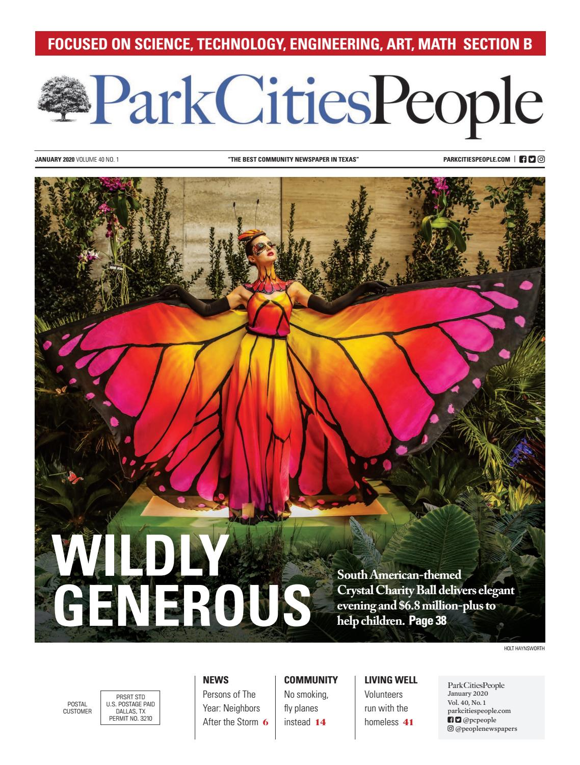 Park Cities People January 2020 by People Newspapers - issuu