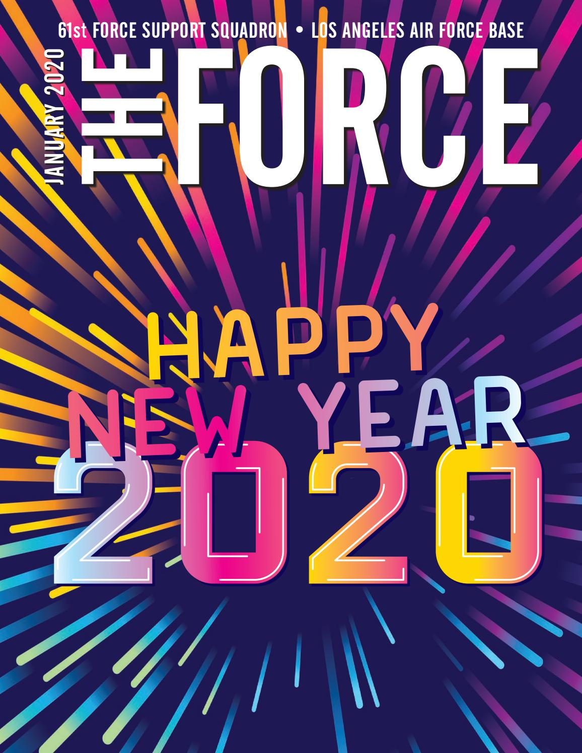 The FORCE Magazine January 2020 Issue by 61FSS issuu