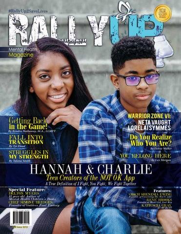 RallyUp Magazine Fall Issue 2019