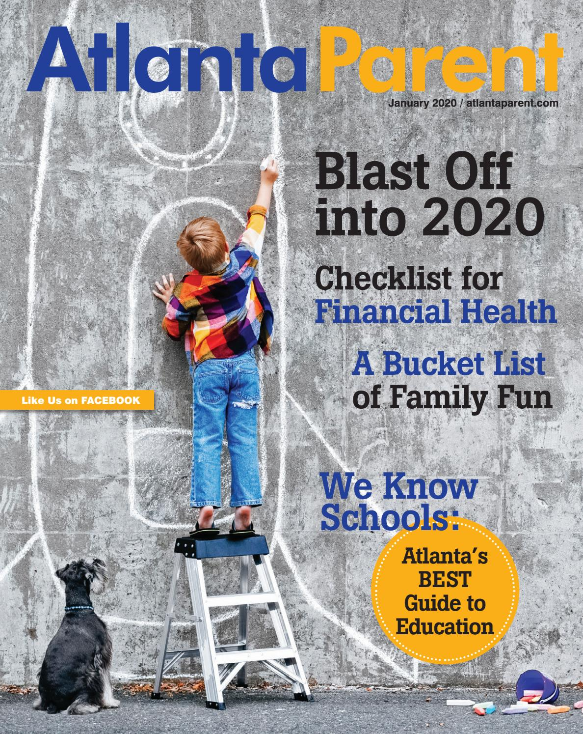 Atlanta Parent January 2020 By Atlanta Parent Issuu