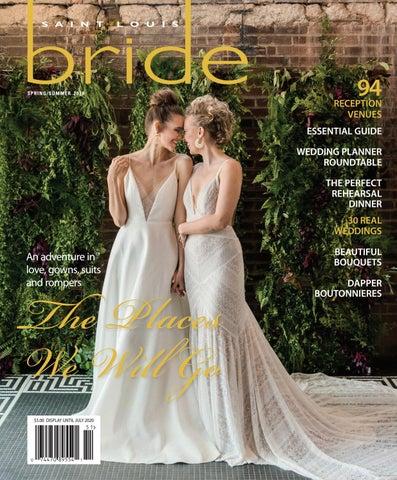 Bride Magazine St Louis Jan 2020 By Morris Media Network Issuu