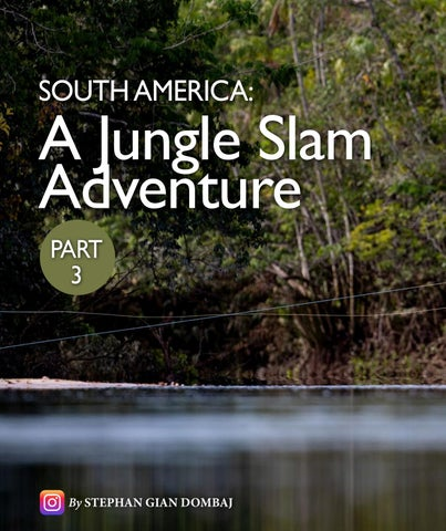 Page 10 of A Jungle Slam Adventure - Part III