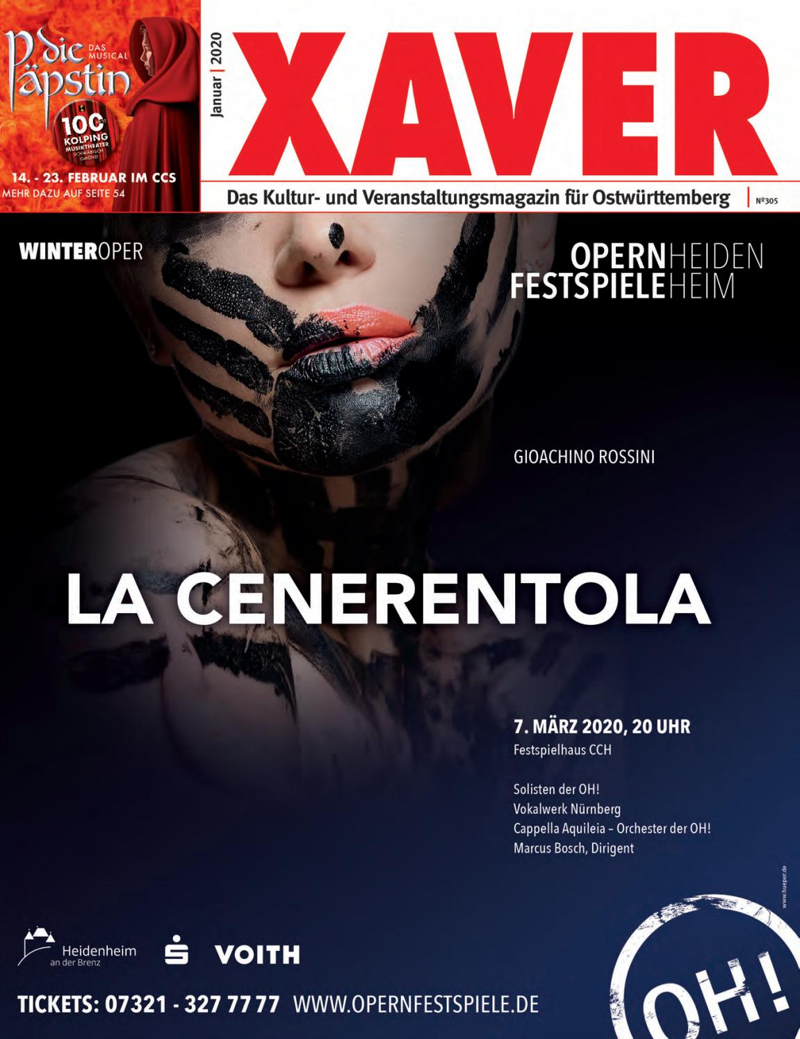 Xaver 1 20 By Hariolf Erhardt Issuu