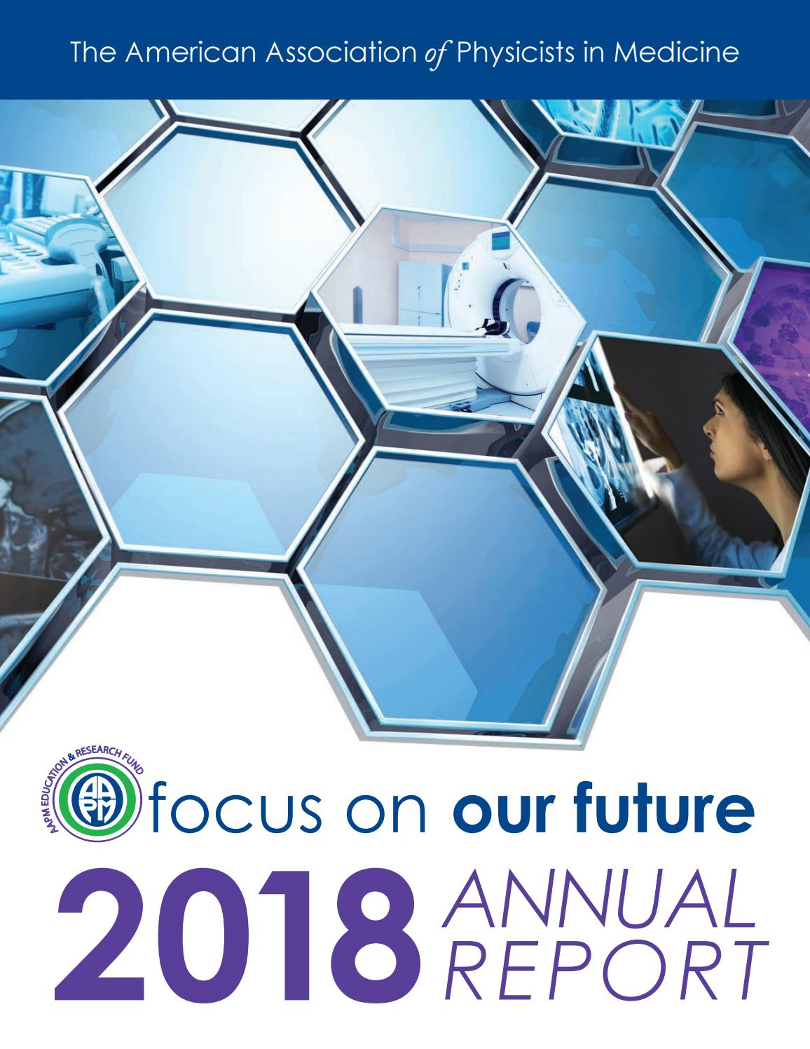 2018 Education Research Fund Annual Report By Aapmdocs Issuu