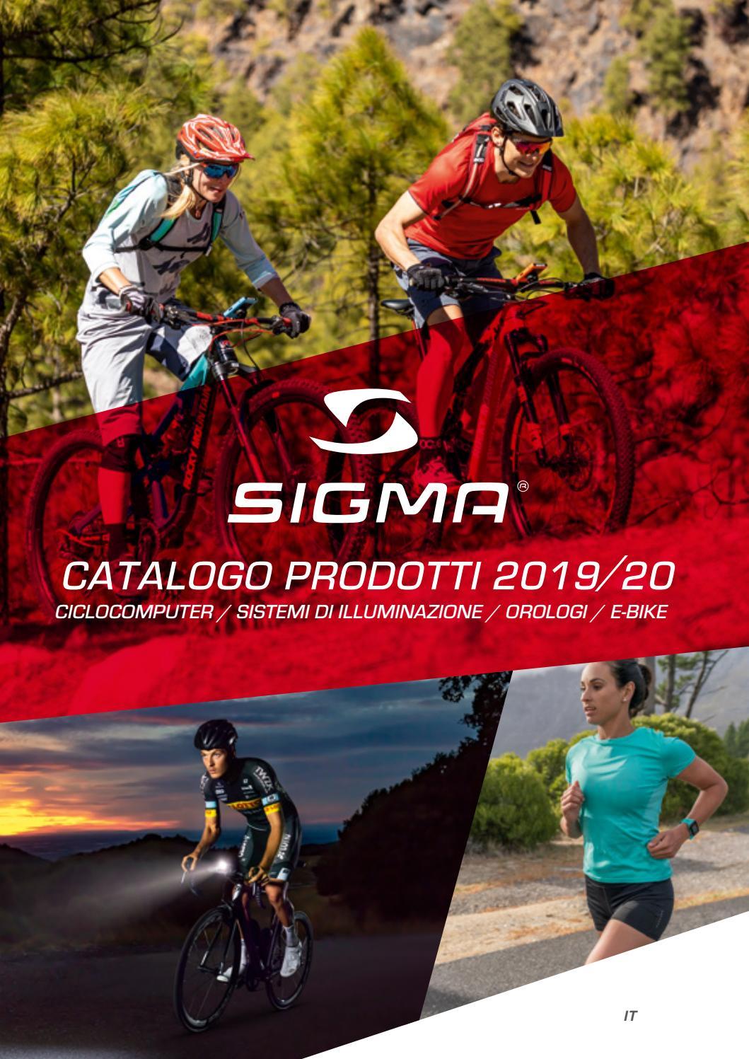 Sigma Sport Sigma Sport Luce Anteriore Lightster