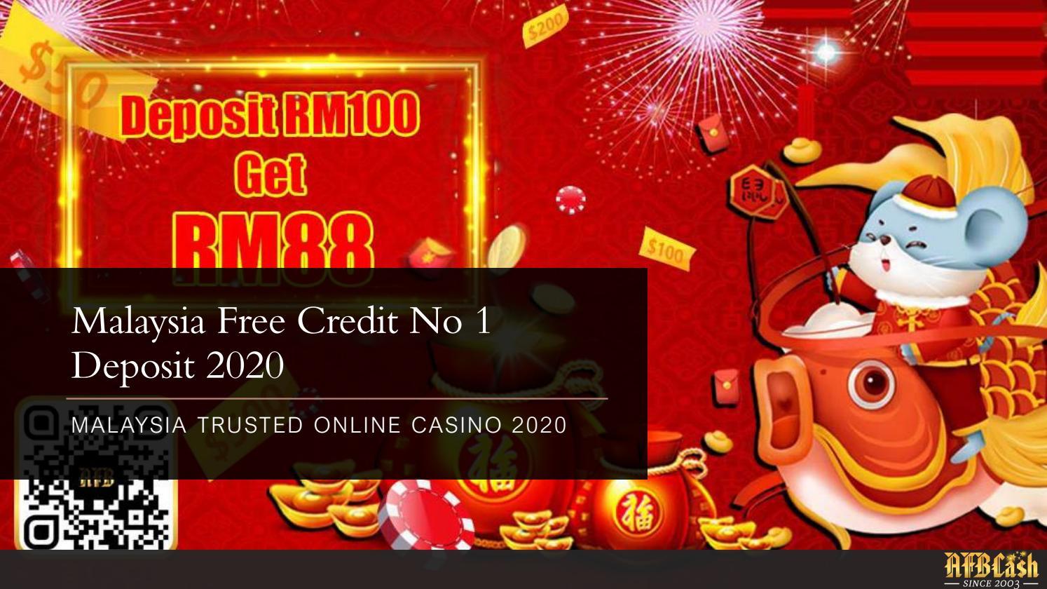 Malaysia Free Credit No 1 Deposit 2020 By Malaysia Afbcash Issuu