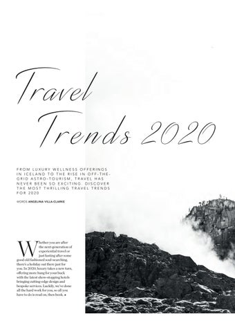 Page 90 of Travel Trends 2020