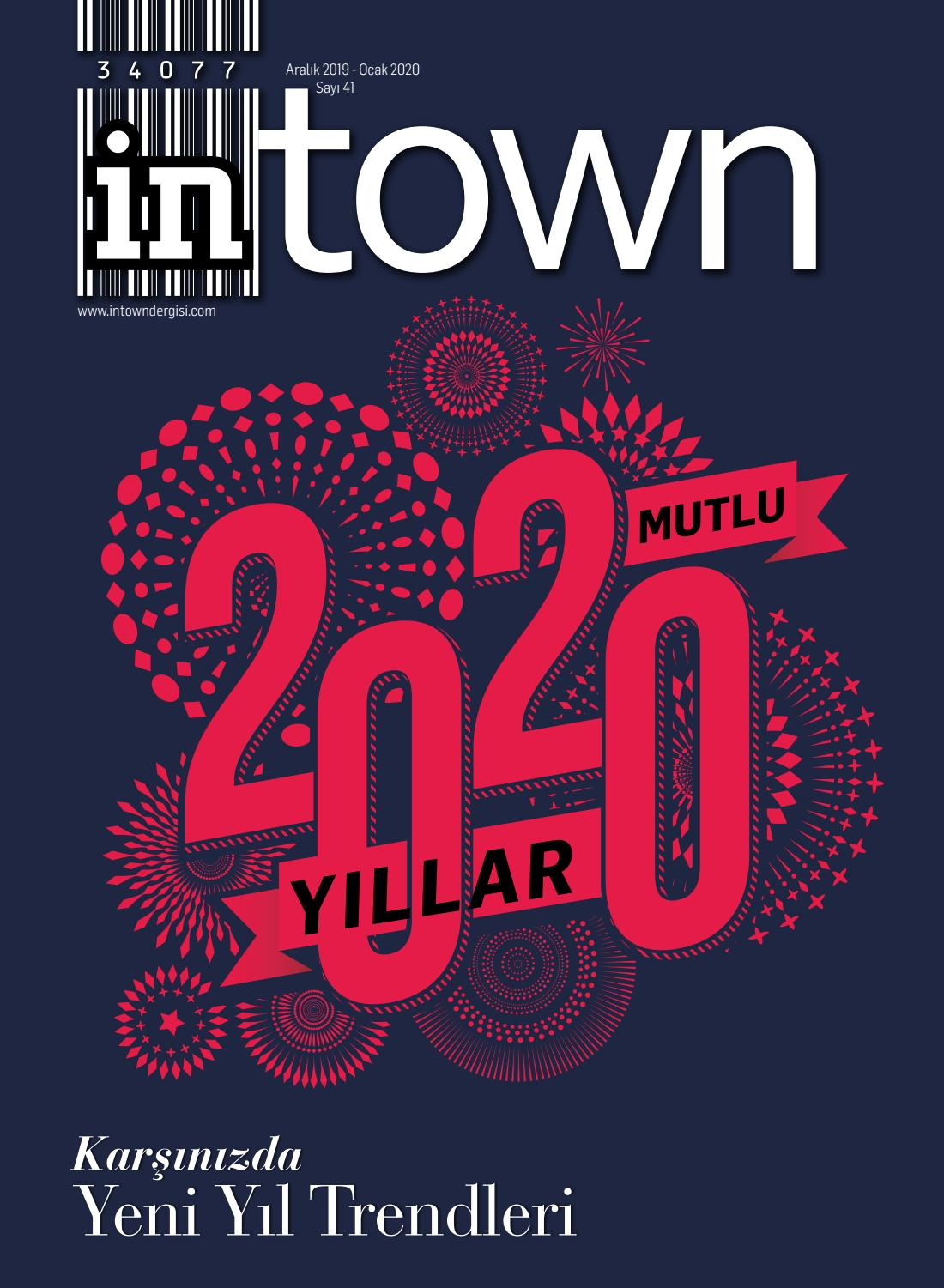Intown 41 Sayi By Intown Dergisi Issuu