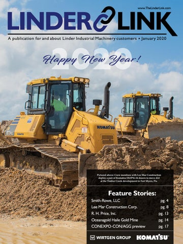 Linder Linker Link January 2020 By Construction Publications Inc Issuu
