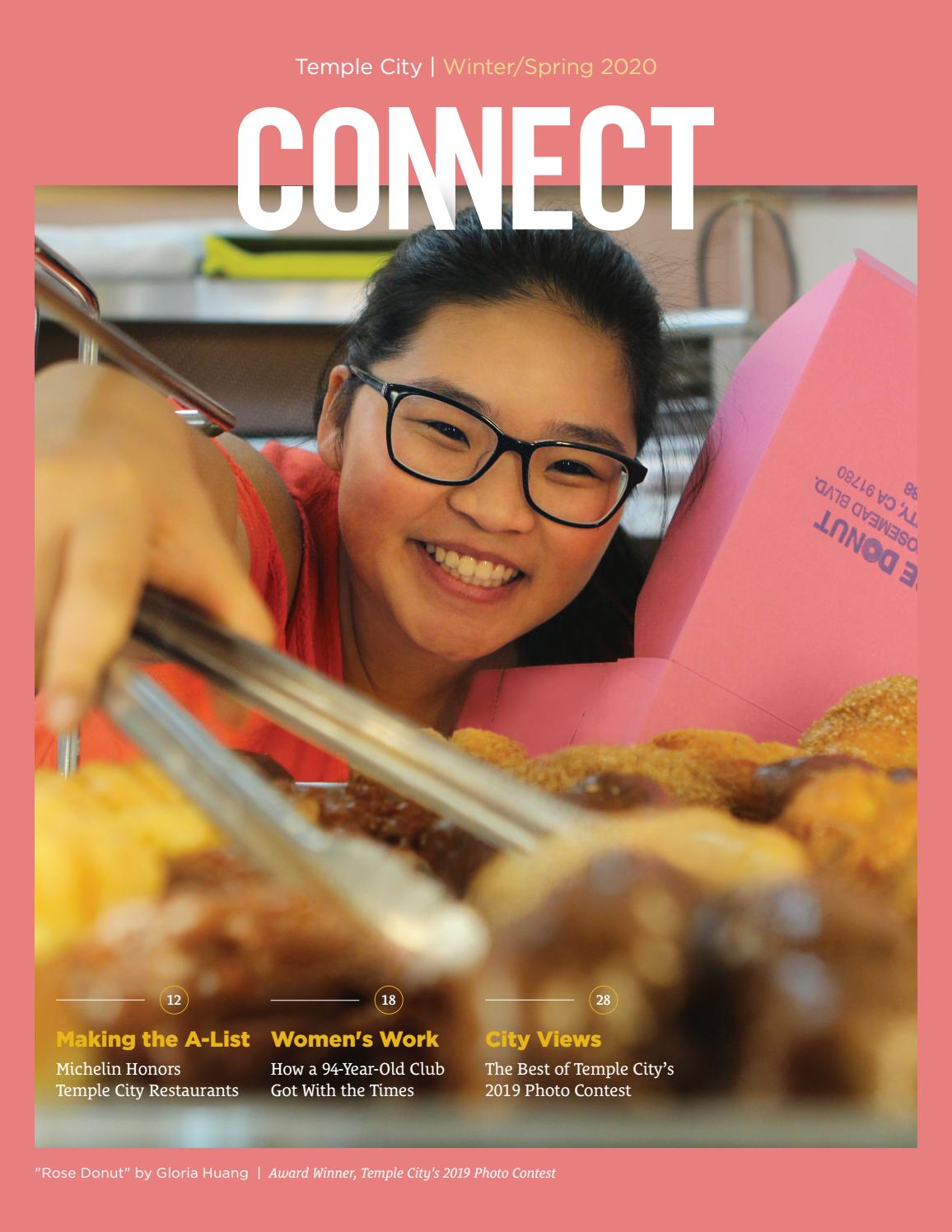 Temple City Connect Winter/Spring 2020 by City of Temple City - issuu