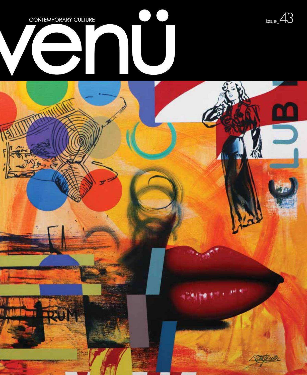 Venü Winter 43 20192020 By Venü Magazine Issuu