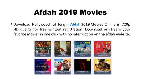 Now Watch Afdah 2019 Movies HD Online Free by afdahlivemovies - issuu