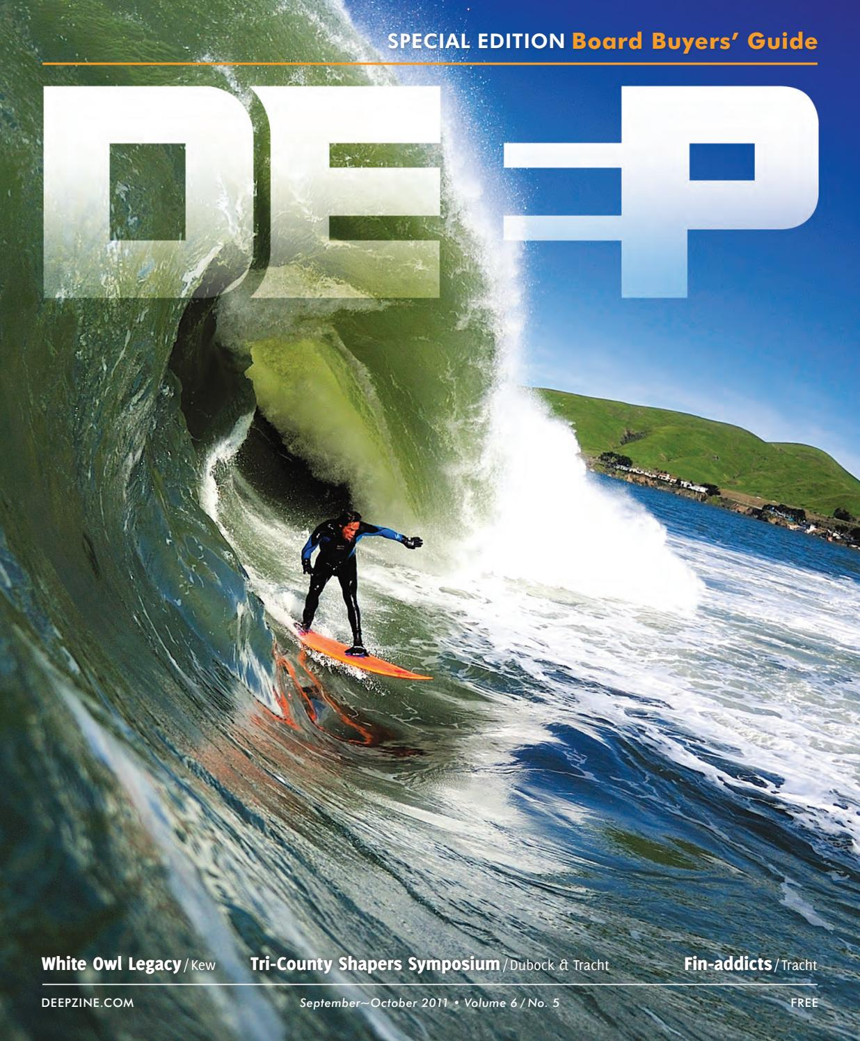 Deep Surf Magazine 2011 September October By Danielle Siano Issuu