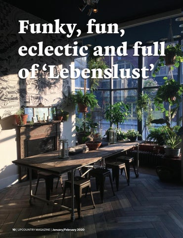 Page 12 of Funky, fun, eclectic and full of 'Lebenslust'