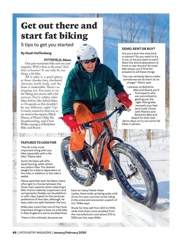 Page 44 of Get out there and start fat biking